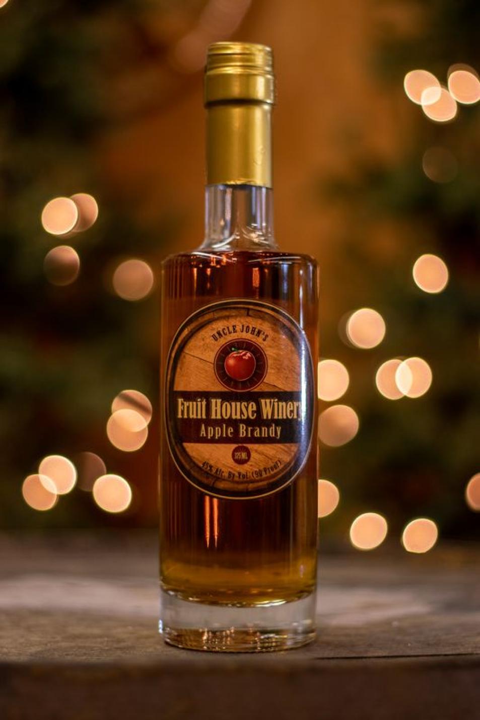 Uncle John's Cider Mill Taproom Bottle