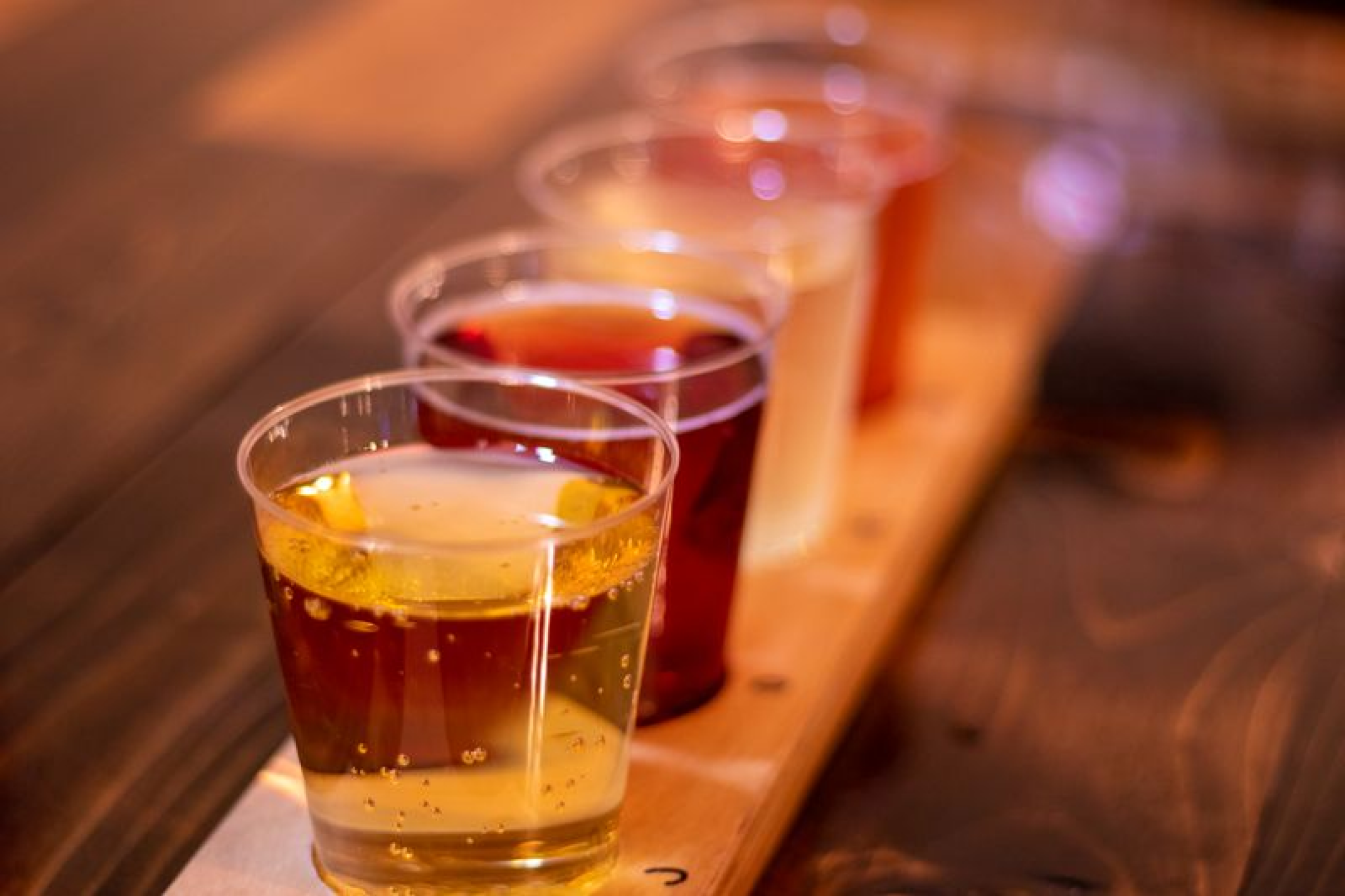 Uncle John's Cider Mill Taproom Cups