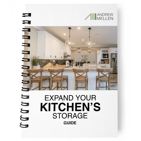 Expand Your Kitchen's Storage Guide