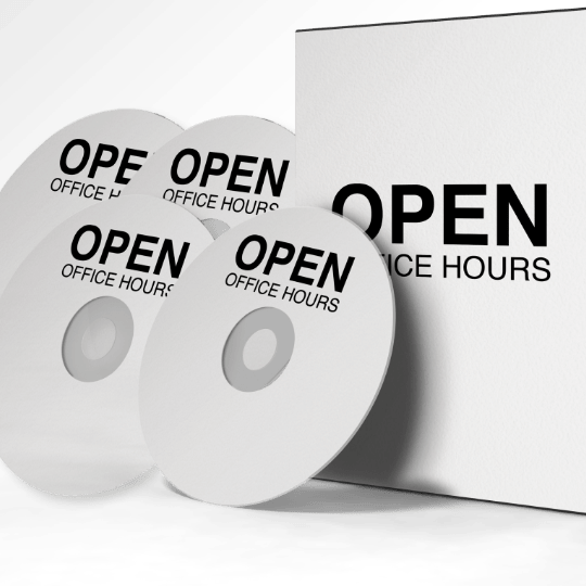 The Entire Open Office Hours Video Series!