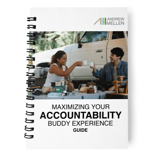 The Maximizing Your Accountability Buddy Guidebook!