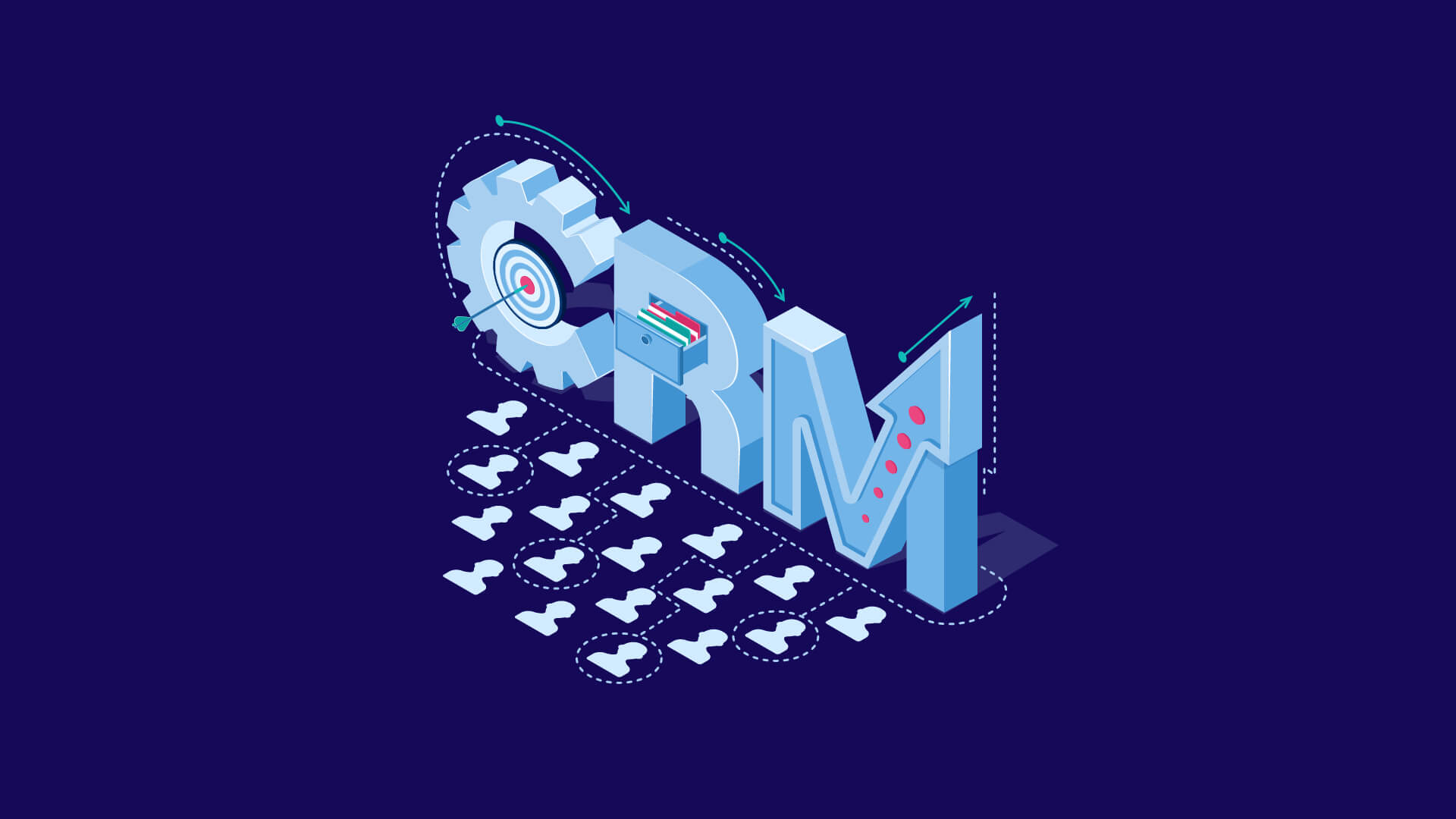 Firing up your sales with CRM