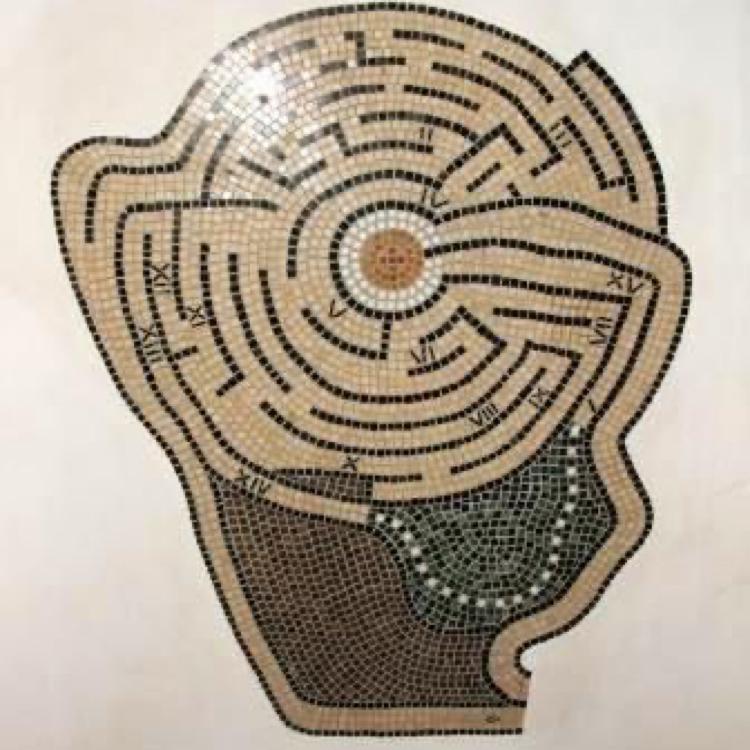 Wyck Rissington Maze