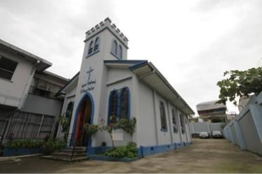 The Iron Church