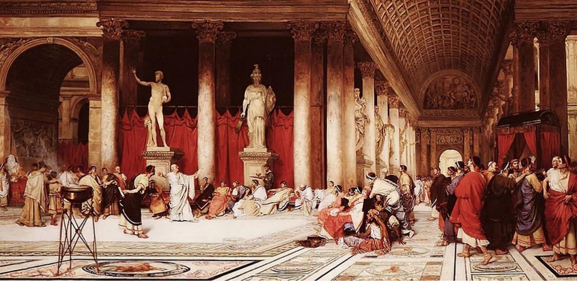 Roman Baths of Caracalla