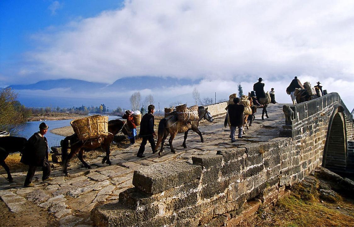 The Tea Horse Road