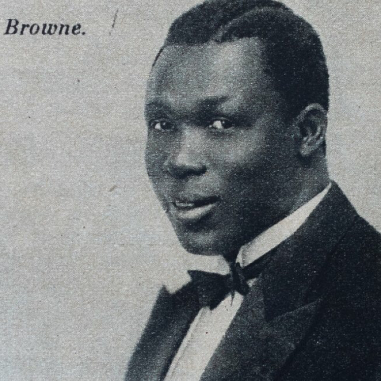 August Browne