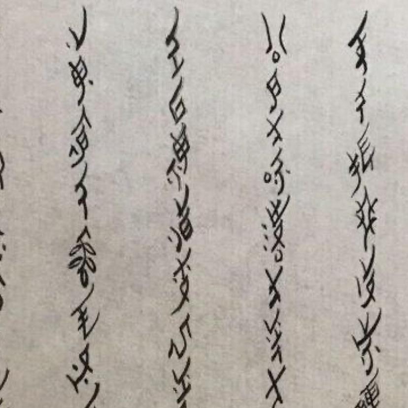 Nushu Language