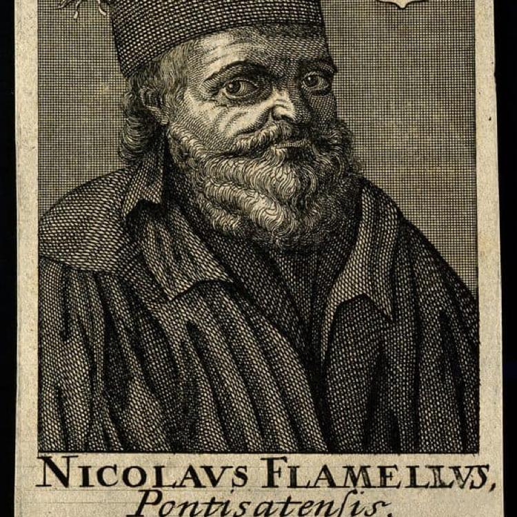 Nicolas Flamel