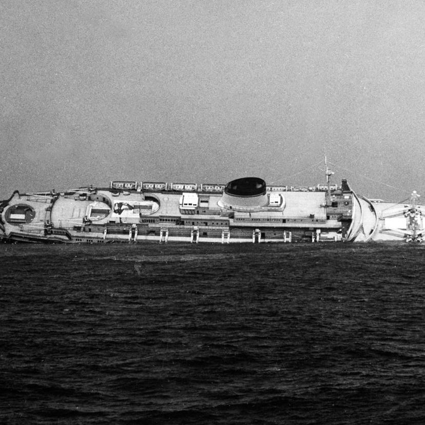 Sinking of SS Andrea Doria
