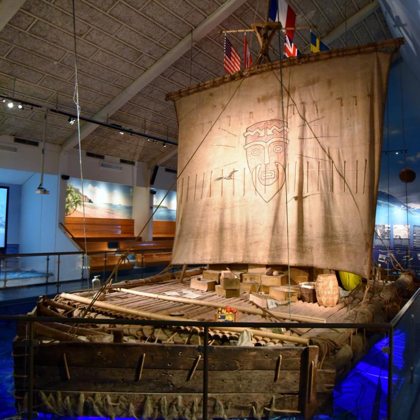 The Voyage Of The Kon Tiki