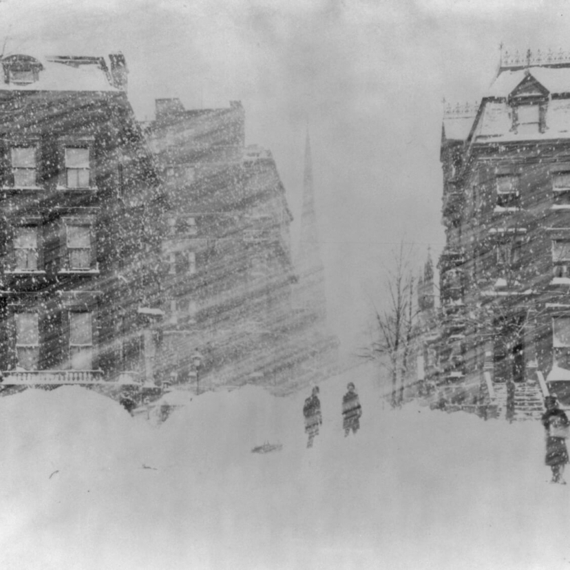 The Blizzard Of 1888
