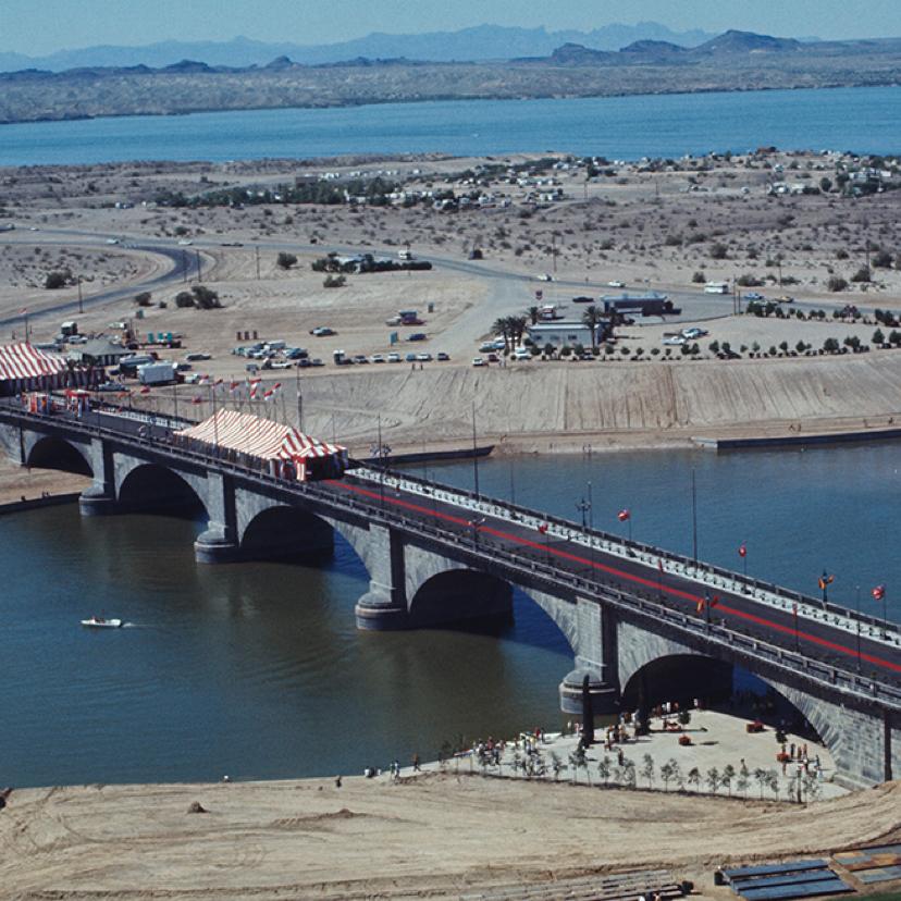 London Bridge of Arizona