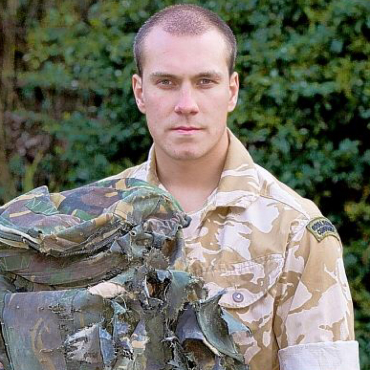 Matthew Croucher (Marine)