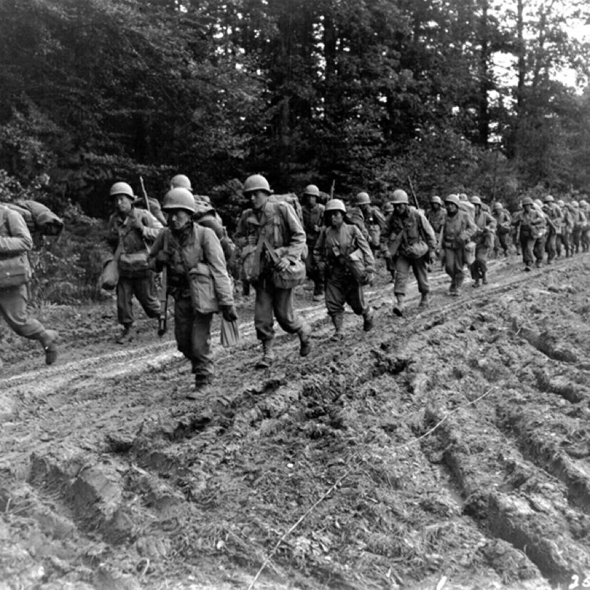 The Purple Heart Battalion