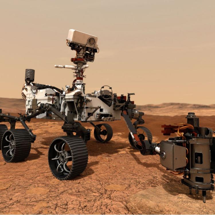 Perseverance Mars Mission