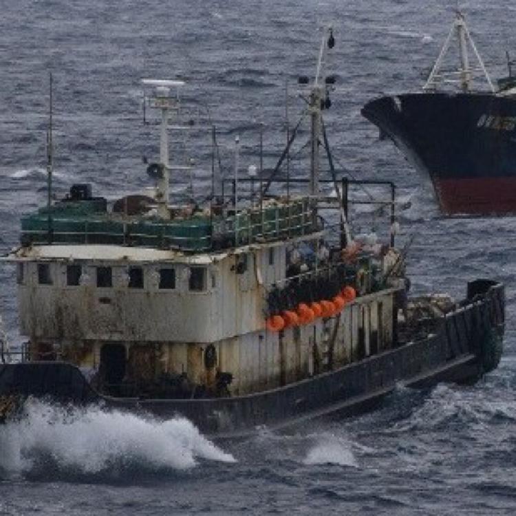 China's Dark Fleet