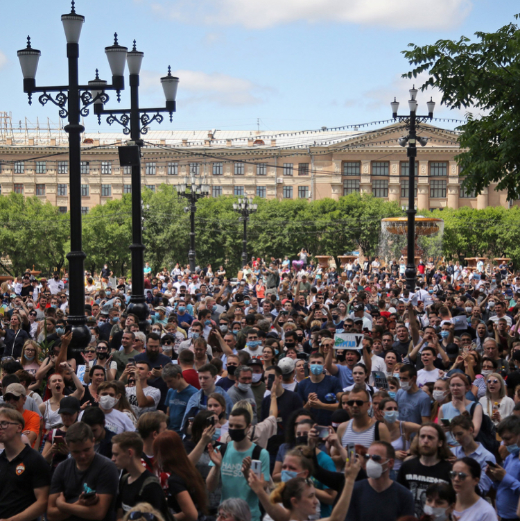 Khabarovsk Protests