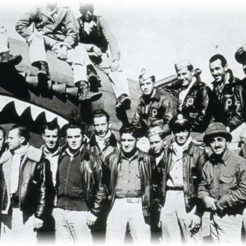 The Flying Tiger Squadron