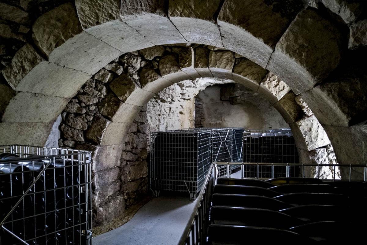 Cave domaine du Vieux Pressoir