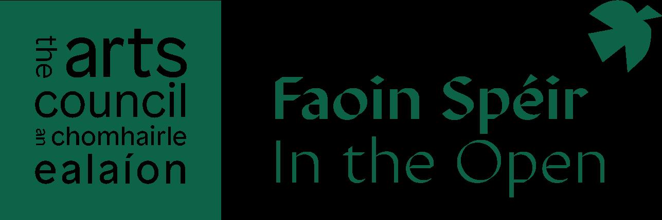 In The Open Faoin Speir