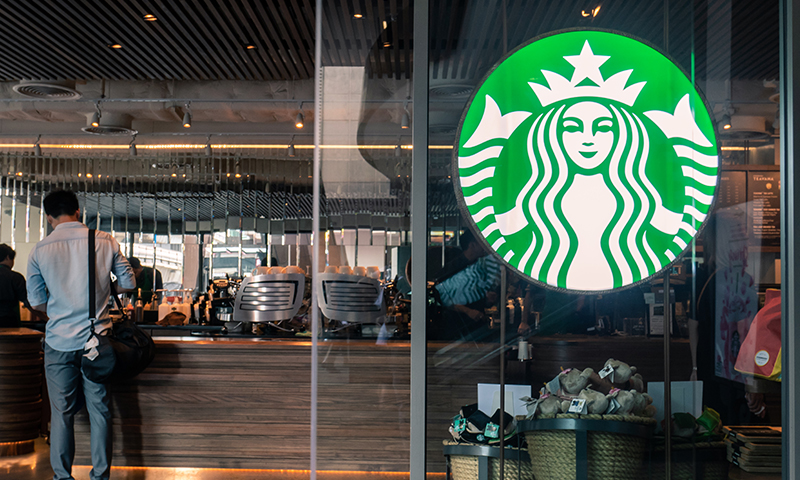 Starbucks CMO Brady Brewer shares three lessons for human connection