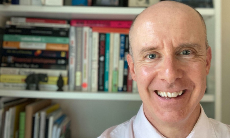 Q&A with Tim Rickards, Director of Social and Content Strategy