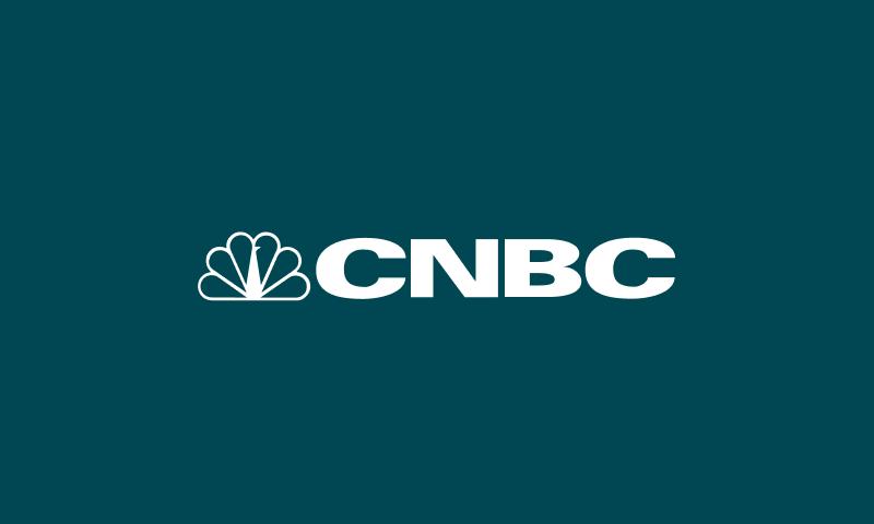 CNBC logo tile