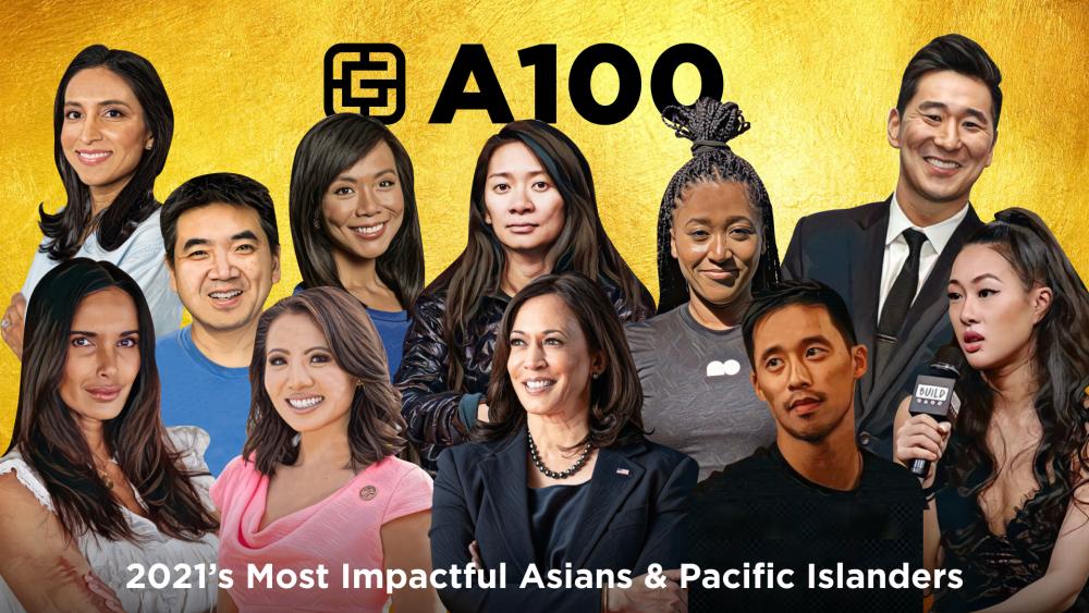 Kamala Harris, Chloé Zhao, Blackpink Among Gold House's 100 Most Impactful Asians