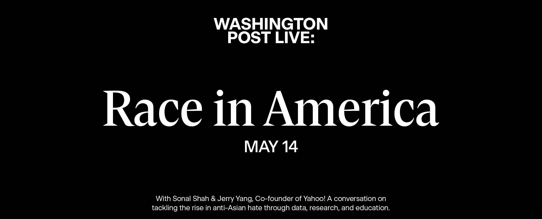 Washington Post Live: Race in America