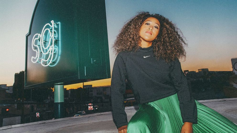 Naomi Osaka teams up with Sweetgreen as 1st athlete ambassador, youngest investor