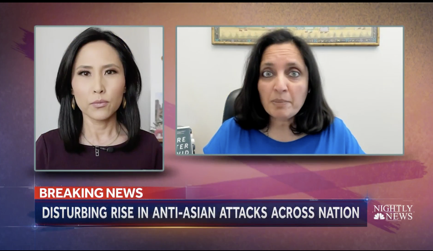 New data shows rise in anti-Asian attacks
