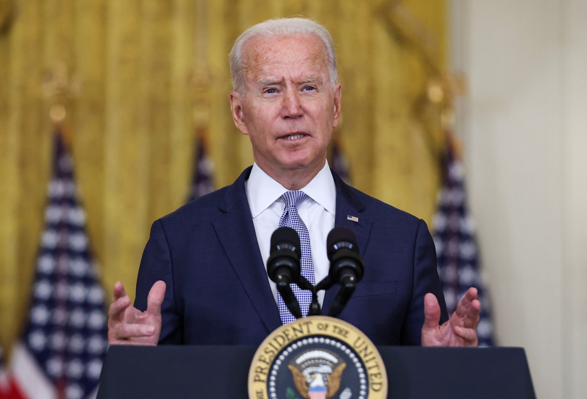 Over 20 organizations demand Biden 'redouble' efforts to fight anti-Asian bias