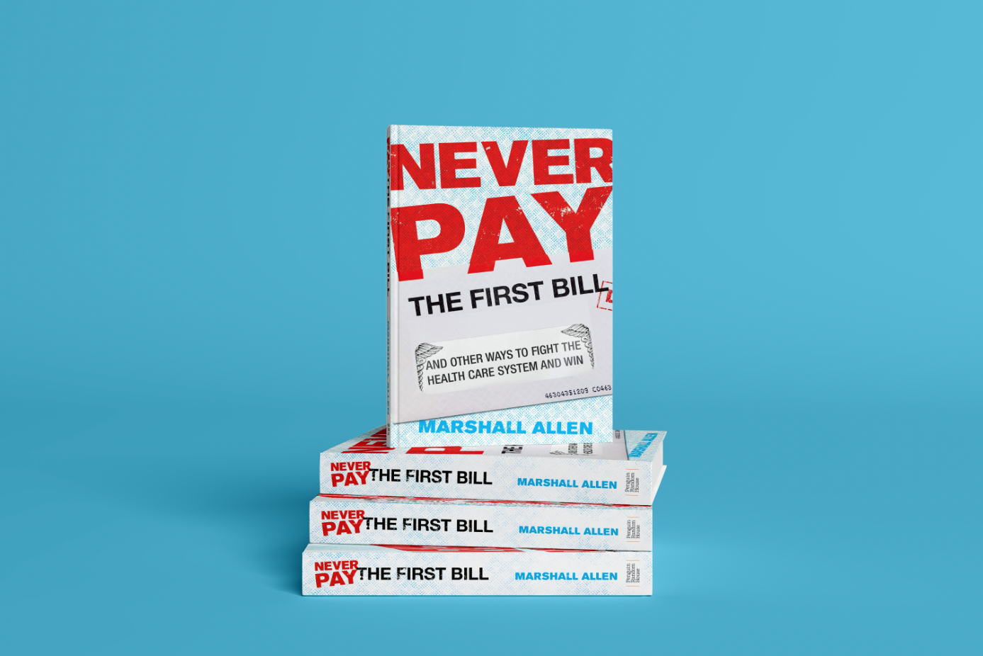 Got a Medical Bill in the Mail? Don't Pay It Until You Read This Book