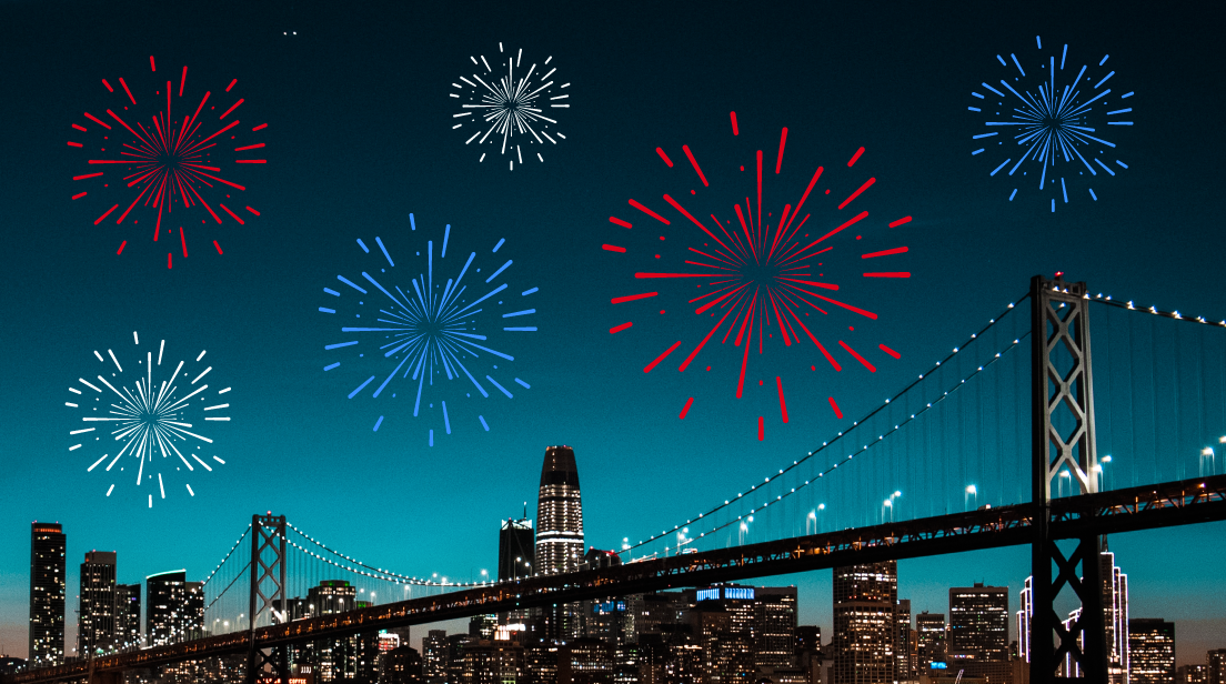 Fireworks in the Sky and in the Short-Term Rental Market!