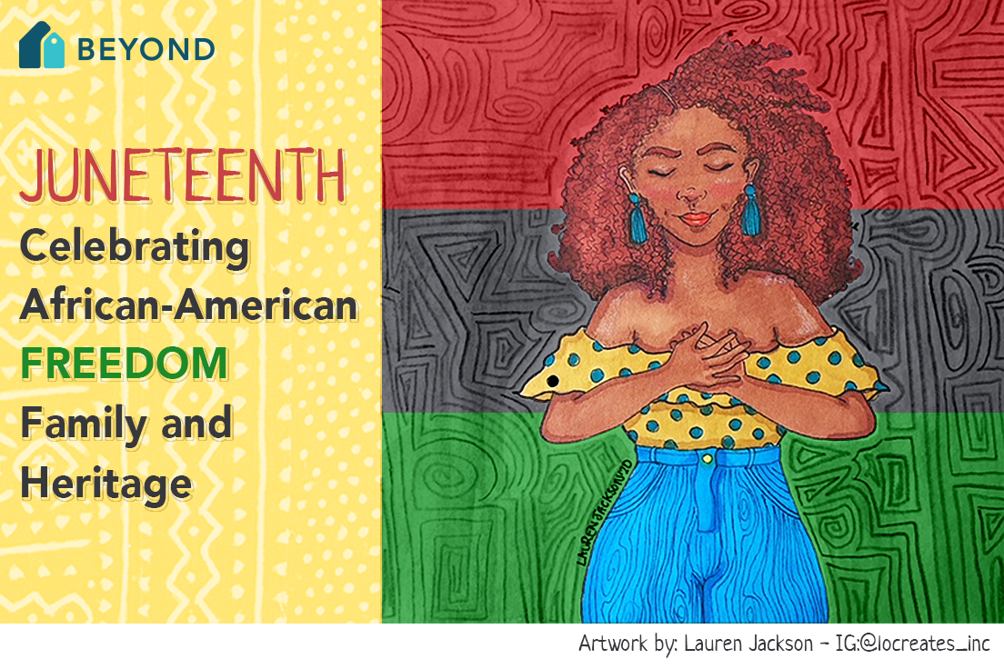 Beyond Observing Juneteenth, We Are Celebrating It!