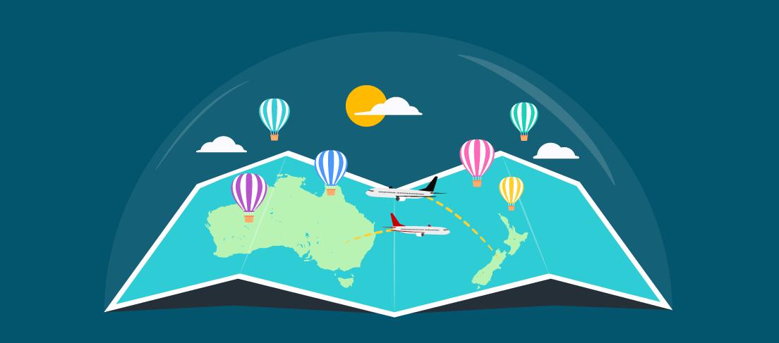 Trans-Tasman Travel Trends for Australia & New Zealand