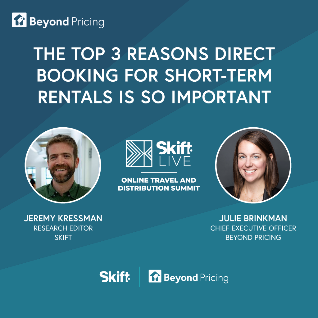 The Top 3 Reasons Direct Booking for Short-Term Rentals is So Important