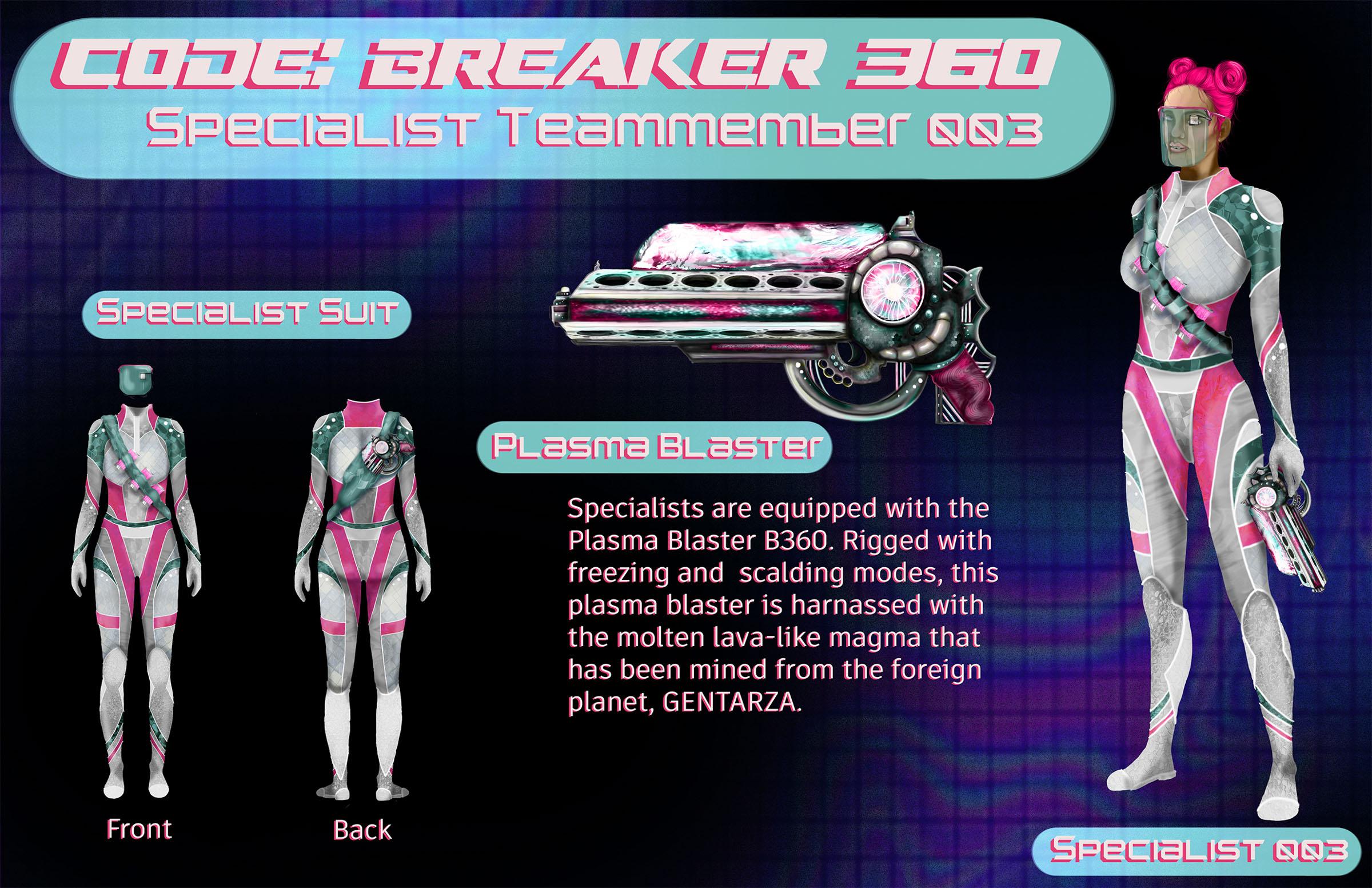 Code Breaker 360