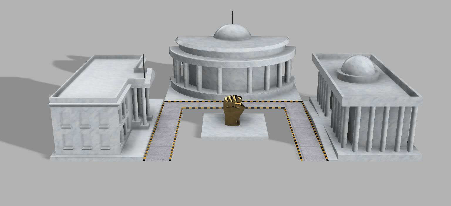 3D Model for Animation Video