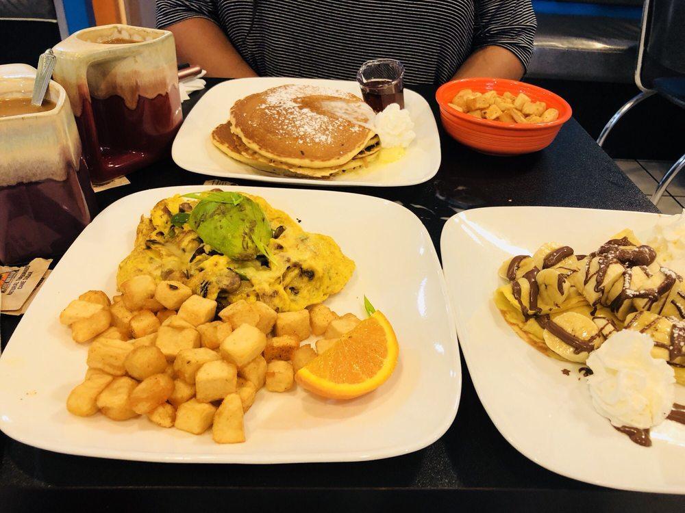 vegan breakfast items
