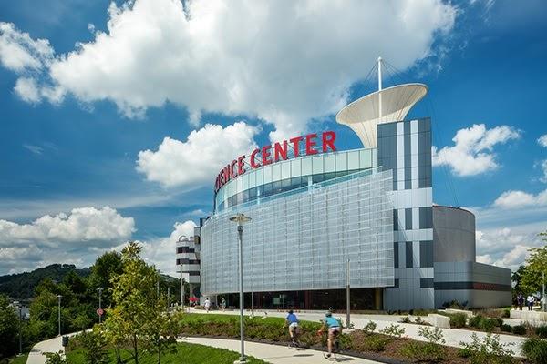 Carnegie Science Center building