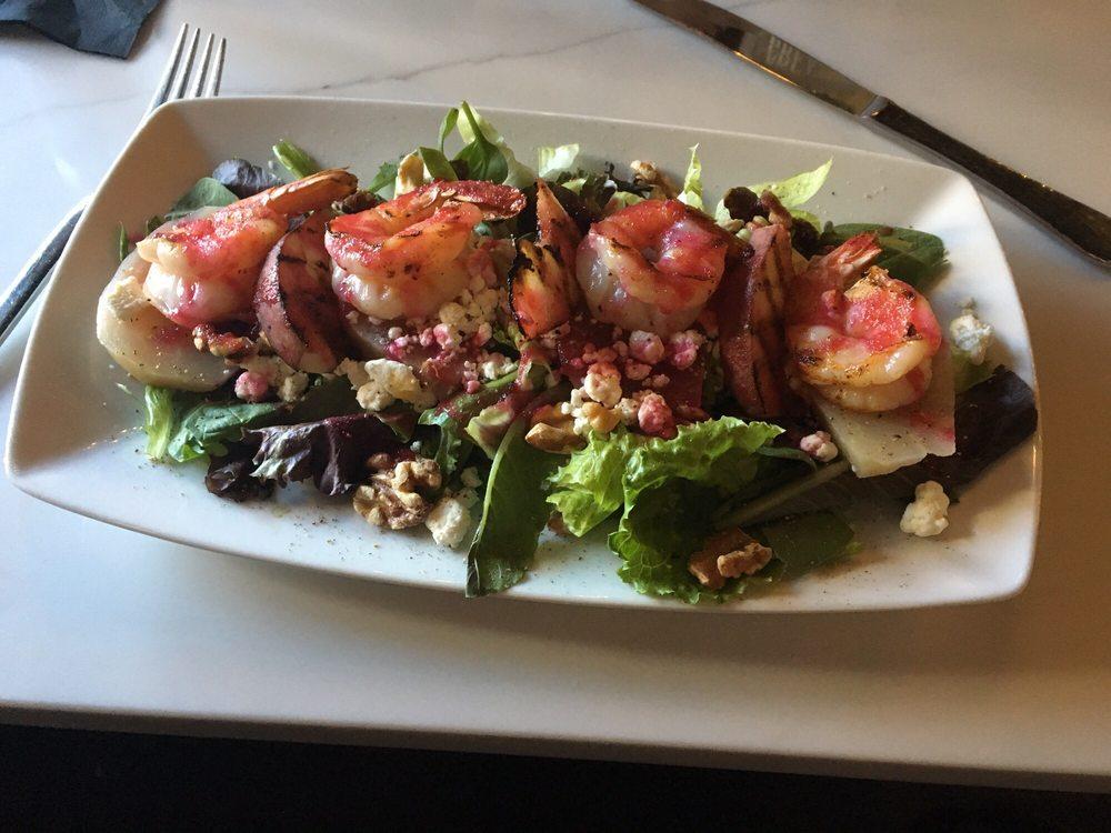 shrimp salad from 424 Walnut