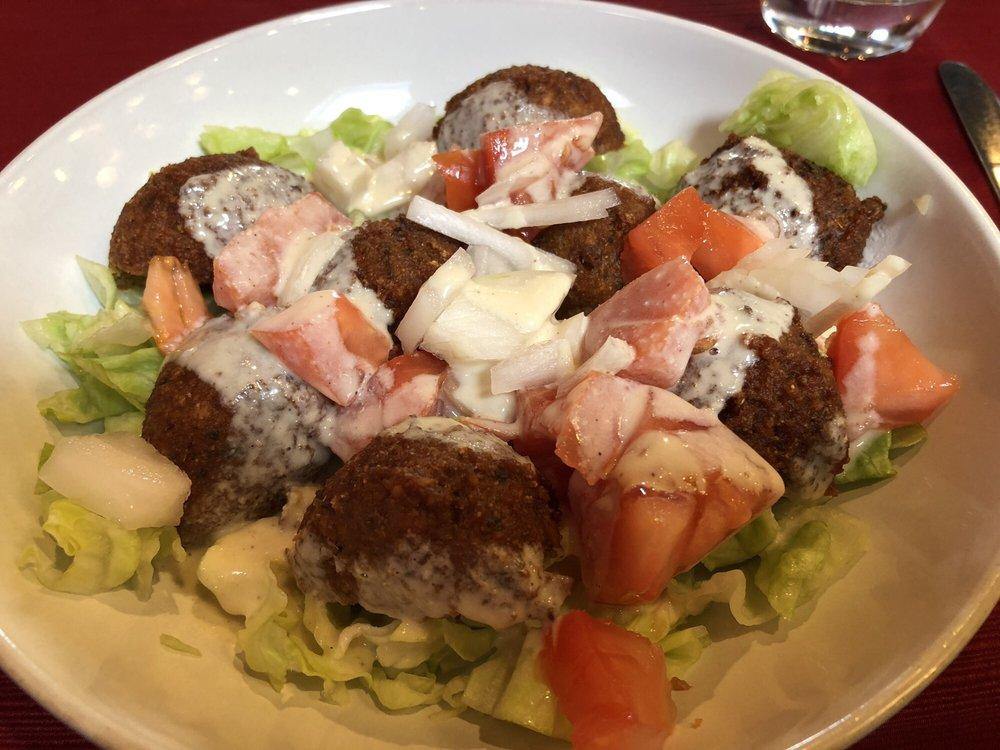 Lebanese cuisine from Najat's Cuisine