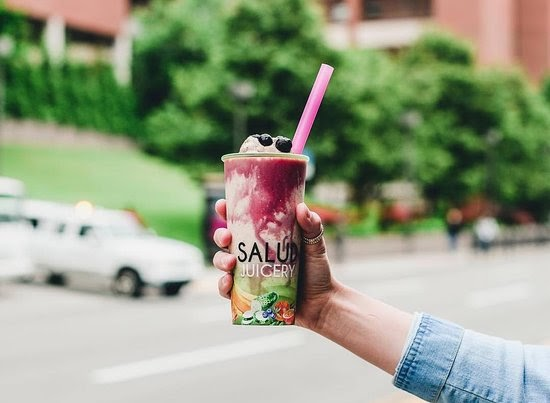 Salud drink