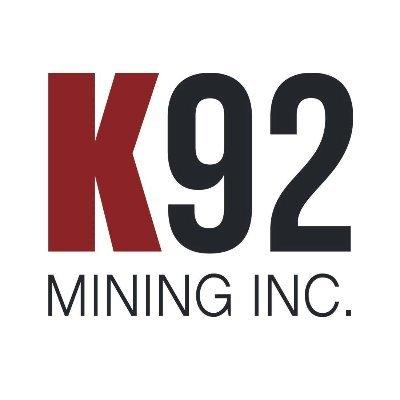 K92 Mining Inc. (KNT:TSX, KNTNF:OTCQX) (@K92Mining) | Twitter