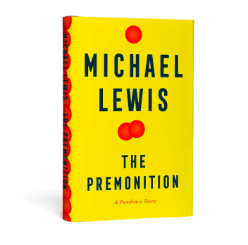 Book Cover - The Premonition