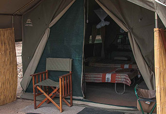 Goliath Safaris Camp