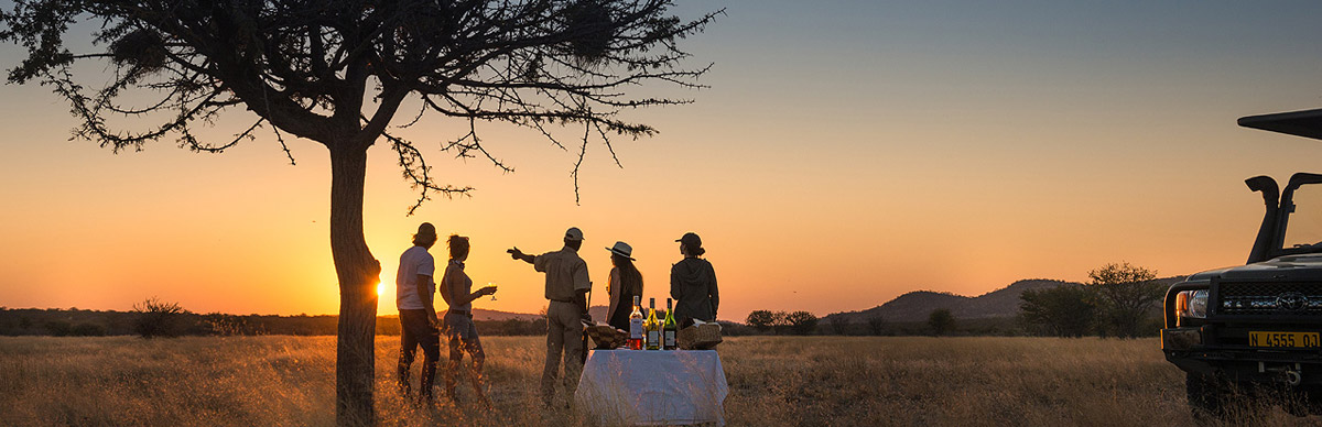 Namibia Highlights Safari