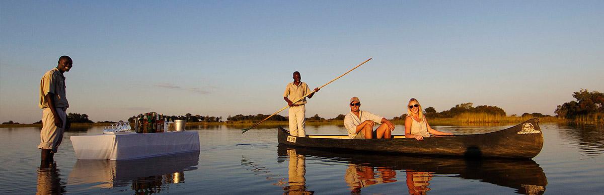 Namibia, Delta, Chobe & Victoria Falls